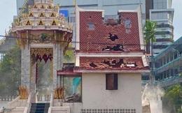 Thái Lan: Số ca mắc và tử vong do Covid-19 tăng kỷ lục, nhà hỏa táng đổ sập vì quá tải