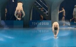 Xuất hiện pha nhảy cầu thảm họa nhất Olympic 2020: Tiếp nước bằng bụng, điểm số gửi về toàn con số 0