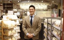 """Tổng giám đốc MUJI Việt Nam gây u mê khi lộ gương mặt """"xịn như tài tử"""", nể nhất là thành tích 7 năm từ quản lý cửa hàng trở thành người đứng đầu khu vực!"""