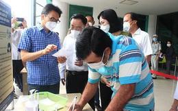 """Phát hiện 57 ca dương tính với SARS-CoV-2 tại một doanh nghiệp sản xuất """"3 tại chỗ"""""""
