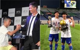Ngoạn mục: Từ một đứa trẻ nhút nhát bị chê cười trở thành nhà vô địch, cậu bé Nhật Bản đổi đời nhờ một câu nói chân thành của Cristiano Ronaldo