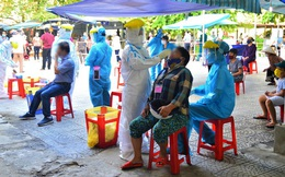 Đà Nẵng ghi nhận số ca Covid-19 mới kỷ lục trong 24h, trong đó có 10 ca cộng đồng