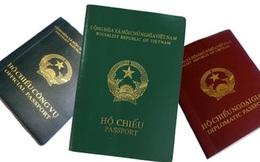 QUY ĐỊNH MỚI: Hộ chiếu kiểu mới có gắn chip, đổi màu xanh tím và in cảnh đẹp Việt Nam