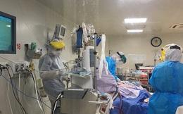 Thêm 4 ca tử vong do COVID-19 ở bệnh nhân cao tuổi, có bệnh lý nền nặng