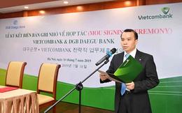 Ông Đỗ Việt Hùng được giao phụ trách Hội đồng quản trị Vietcombank