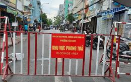 Áp dụng chỉ thị 16 với phường Tân Thuận Đông, 1 phần phường Tân Thuận Tây và phường Bình Thuận