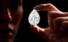 Lần đầu tiên trong lịch sử, hãng đấu giá Sotheby chấp nhận thanh toán bằng Bitcoin cho viên kim cương khổng lồ 101 carat