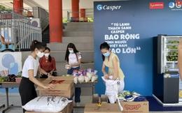 """3 nàng Hậu xuất hiện giản dị ủng hộ sự kiện """"Tủ lạnh Thạch Sanh"""" tại TP.HCM"""