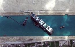 Sau khi nhận sương sương gần 550 triệu USD, Ai Cập mở tiệc tiễn Ever Given khỏi kênh đào Suez