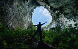 Khám phá vùng đất hoang sơ như thời tiền sử trong hố sụt Mèo Vạc – Hà Giang, phiên bản mini của kì quan hang động Sơn Đoòng