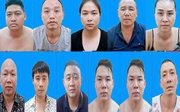 Phá băng nhóm cho vay lãi nặng quy mô lớn ở Hà Nội
