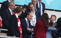 """Vắng bóng Công nương Kate, nàng dâu hoàng gia """"mặc đẹp nhất thế giới"""" chiếm trọn spotlight tại trận bán kết EURO 2020"""