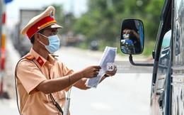 3 lái xe đường dài chở hàng từ TP.HCM ra Hà Nội dương tính SARS-CoV-2