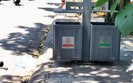 Mô hình thùng rác công nghệ trị giá 200 tỷ đồng ở Hà Nội hiện ra sao?