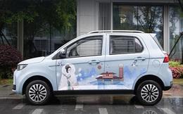 Cận cảnh chiếc ô tô điện siêu rẻ, giá chỉ 95 triệu đồng - ngang Honda SH 150i