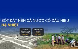 """Sau cơn sốt đất, lộ diện những thị trường vùng ven Hà Nội đang bị nhà đầu tư """"quay lưng"""", rời bỏ nhiều nhất"""
