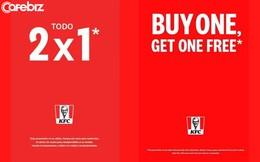 """Chiến dịch marketing 'thảm họa' của KFC: Tung chương trình """"mua 1 tặng 1"""" kèm dòng chữ nhỏ xíu """"Khuyến mại này không có giá trị"""", khách xếp hàng dài để mua rồi phát điên vì bị lừa"""
