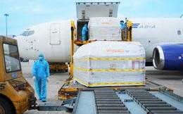 DHL Express kể chuyện vận chuyển lô vắc-xin ngừa Covid-19 của Pfizer về Việt Nam