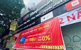 FPT Shop giảm giá sản phẩm đến 50%, giảm thêm 2,5% cho khách hàng tại TP. Hồ Chí Minh, Bình Dương và Đồng Nai