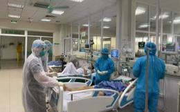 Thêm 5 bệnh nhân Covid-19 tử vong, có người ngưng tim ngưng thở trong lúc chờ đi cách ly