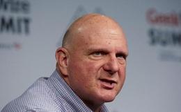 """Cựu CEO Microsoft gia nhập """"câu lạc bộ"""" tài sản 100 tỷ USD"""