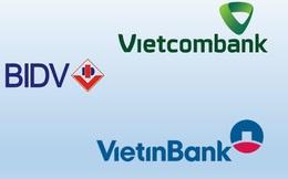 Nhà nước sẽ tiếp tục nắm tối thiểu 65% vốn tại 3 ngân hàng Vietcombank, BIDV, VietinBank trong 5 năm tới?