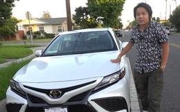 Không phải siêu xe, Khoa Pug chạy 160km/h và bị phạt với Toyota Camry mà nhiều người Việt muốn mua cũng khó