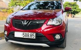 Khoe biển VIP '588.85', chủ xe VinFast Fadil cũ bản base muốn bán xe với giá đủ mua mới bản cao cấp