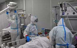 Nga: Nổ ống dẫn ôxy, bác sĩ lao vào cứu bệnh nhân Covid-19 không kịp