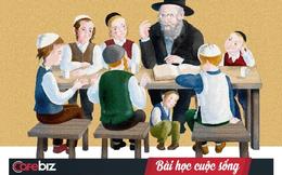Học cha mẹ Do Thái, dạy con cách quản lý tài sản: 3 tuổi học về tiền, 8 tuổi hiểu cách gửi tiền ở ngân hàng, 12 tuổi tham gia vào hoạt động kinh doanh như người lớn