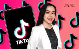 Cô gái 9x thu nhập 170 triệu/tháng bằng cách sử dụng nền tảng TikTok
