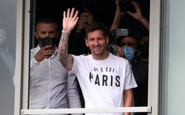 Messi gia nhập PSG làm tiền ảo của đội bóng tăng gấp đôi