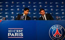 Chủ tịch PSG: Hy vọng Messi không đòi tăng lương