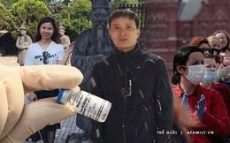 Người Việt kể chuyện tiêm vaccine và chữa Covid-19 tại Nga: Biết ơn những mũi thuốc giúp an tâm giữa đại dịch