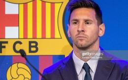 Tiết lộ tin nhắn đầy chua xót của Messi gửi đồng đội trước ngày chia tay Barcelona