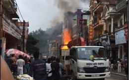 Nhóm nhân viên EVN dũng cảm giải cứu 2 em bé khỏi đám cháy cửa hàng gas ở Sa Pa được thưởng 40 triệu đồng, đích thân TGĐ Tập đoàn viết thư khen