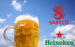 Về tay ThaiBev, doanh thu Sabeco ngày càng thụt lùi so với Heineken, thị phần lớn hơn nhưng lãi chỉ bằng nửa