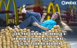 Fan cuồng McDonald's: Ăn 32.340 chiếc Big Mac trong gần 50 năm, giữ hóa đơn và hộp đựng để lập kỷ lục thế giới