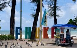 """Thái Lan: Mắc kẹt trong """"hộp cát Phuket"""""""