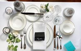 Những nguyên tắc trên bàn tiệc fine dining