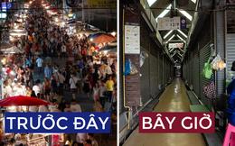 Loạt ảnh: Từng là khu chợ trời lớn nhất thế giới, không ai nghĩ đây là tình trạng của Chatuchak bây giờ
