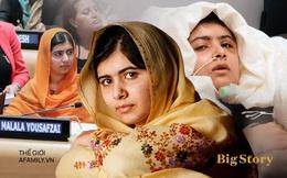 Malala Yousafzai: Cô gái chết đi sống lại sau phát súng của Taliban, vượt cửa tử trở thành biểu tượng lên tiếng bảo vệ phụ nữ Afghanistan ngay lúc này
