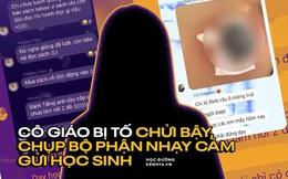 NÓNG: Giáo viên dạy Văn online nổi tiếng ở Hà Nội bị tố dùng từ tục tĩu, show ảnh bộ phận nhạy cảm, chất lượng học kém xa quảng cáo!