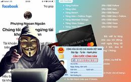Cảnh báo: Tràn lan dịch vụ lấy lại Facebook bị khoá vì share link clip nhạy cảm, cẩn thận bị lừa đảo và lộ thông tin cá nhân!
