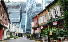 Emerald Hill - khu BĐS lịch sử được bảo tồn ở Singapore: Mỗi căn nhà là một tác phẩm nghệ thuật, trị giá chục triệu đô, kiêu hãnh giữa khu trung tâm sầm uất nhất