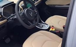 Lộ ảnh thực tế nội thất xe điện VinFast VF e34
