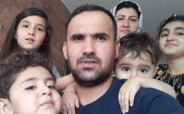 """Hành trình người chồng đưa vợ cùng 4 con nhỏ chạy trốn khỏi Afghanistan: """"Tất cả chúng tôi đều khóc"""""""