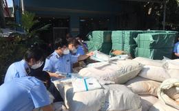 TP.HCM: Phát hiện hơn 300.000 máy tạo oxy, đồng hồ đo áp suất, đồ bảo hộ, khẩu trang nghi nhập lậu