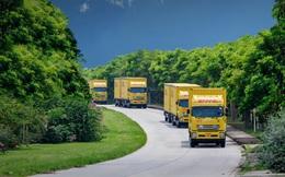 Đại gia DHL lý giải TMĐT sẽ thúc đẩy vận tải đường bộ: Một chuyến hàng chuyển bằng đường bộ từ Singapore đến Trung Quốc giảm tới 83% khí thải carbon so với hàng không