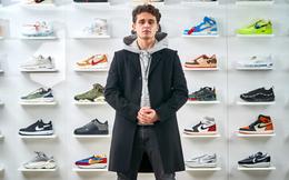 Bỏ đại học để kinh doanh, thanh niên Anh kiếm bộn nhờ mua đi bán lại giày thể thao hàng hiếm theo yêu cầu, săn lùng 10-15 đôi chỉ mất 3h